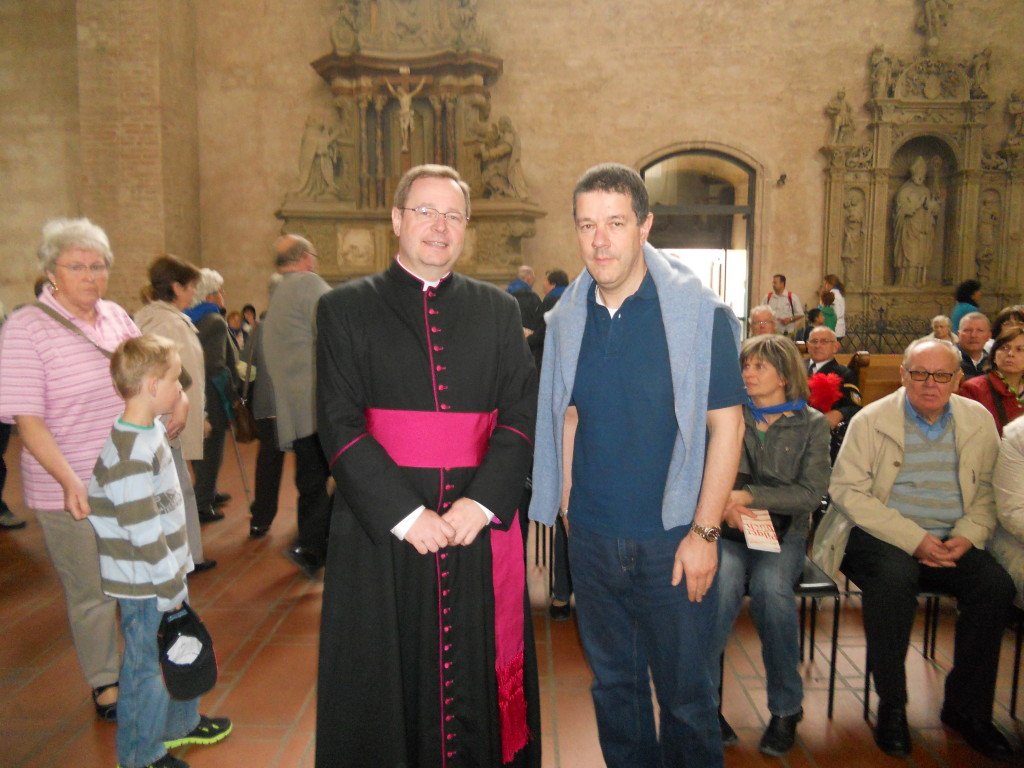 Incontro con Mons. Dr. Georg Bätzing