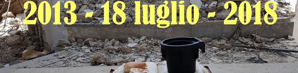 59MA NEWSLETTER: QUATTRO GIUGNO 2018