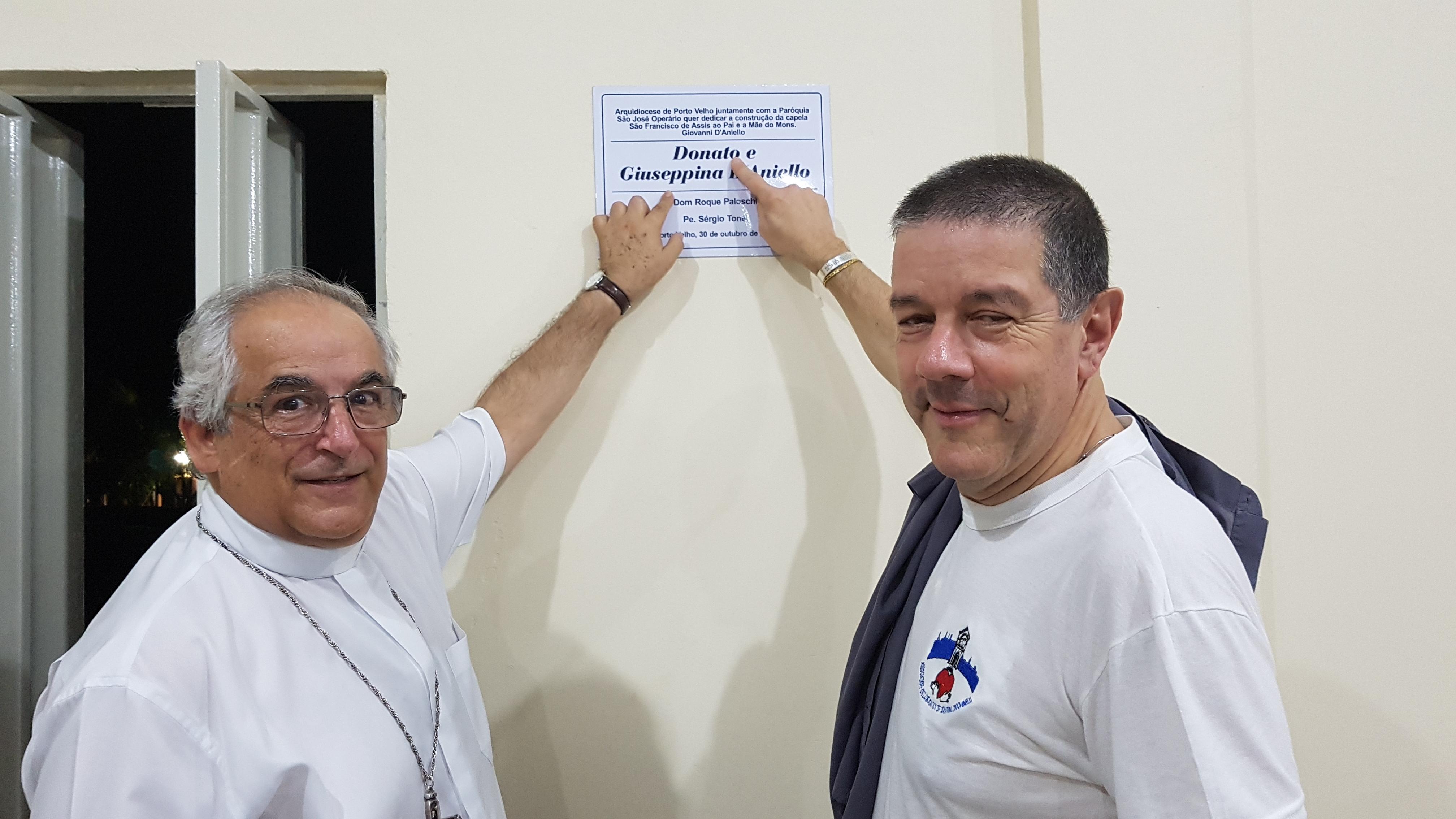 Brasile 26 ottobre – 5 novembre 2018 33mo viaggio di solidarietà