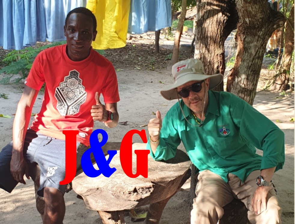 J&G = Jimmy and gigi